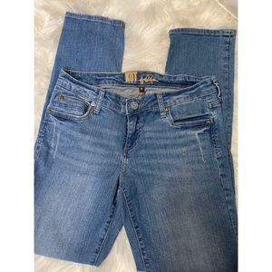 Kut from the Kloth Jeans - Kut from the kloth straight leg denim